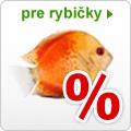 Mimoriadne ponuky pre akváriá