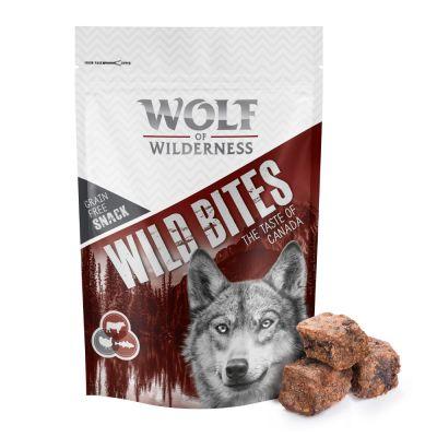 """Wolf of Wilderness Snack - Wild Bites """"The Taste Of"""""""